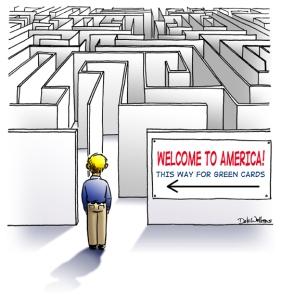 """By Dale Wilkins""""American Maze"""""""