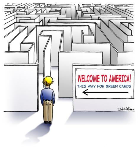 """By Dale Wilkins """"American Maze"""""""